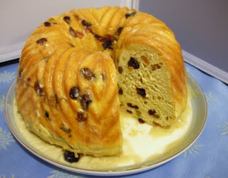 Sour Cream Babka